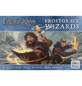 Osprey Publishing Frostgrave Wizards
