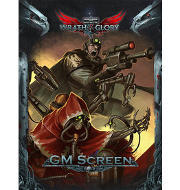 Ulisses Spiele Wrath & Glory GM Screen