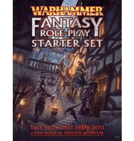 Cubicle 7 Warhammer Fantasy RPG 4th Edition Starter Set