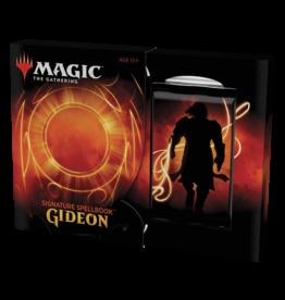 Wizards of the Coast MTG: Signature Spellbook Gideon Display Pack