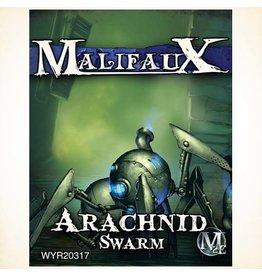 Wyrd Steam Arachnid Swarm (x3) 2nd Edition