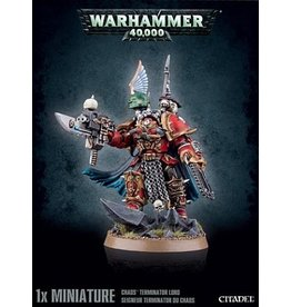 Games Workshop Chaos Terminator Lord