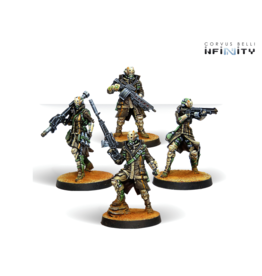 Corvus Belli Zhayedan Intervention Troops