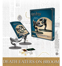 Knight Death Eaters On Brooms