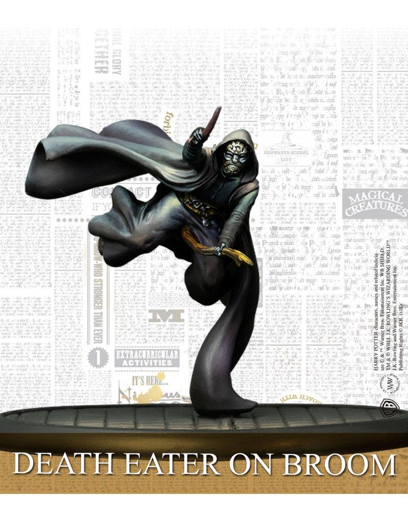 Knight Death Eaters On Broom