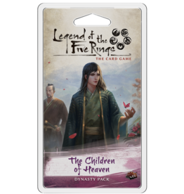 Fantasy Flight Games The Children of Heaven Dynasty Pack