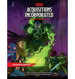 Wizards of the Coast Acquisitions Incorporated Campaign Book