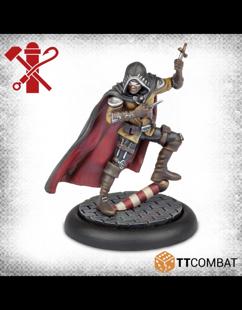 TT COMBAT The Guild: Rialto Assassin