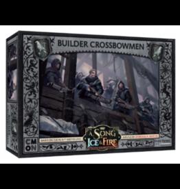 CMON Ltd Night's Watch Builder Crossbowmen