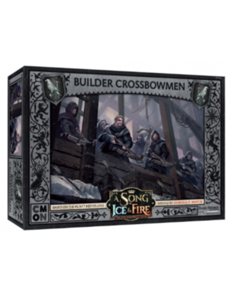 CMON Ltd  A Song Of Ice and Fire Expansion: Night's Watch Builder Crossbowmen