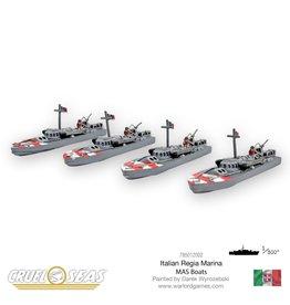 Warlord Games Italian MAS Boats