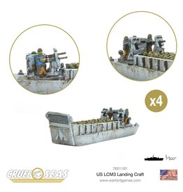 Warlord Games US LCM3 Landing Craft