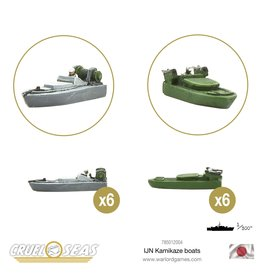 Warlord Games IJN Kamikaze Boats