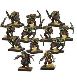 Mantic Games Goblin Warband Set
