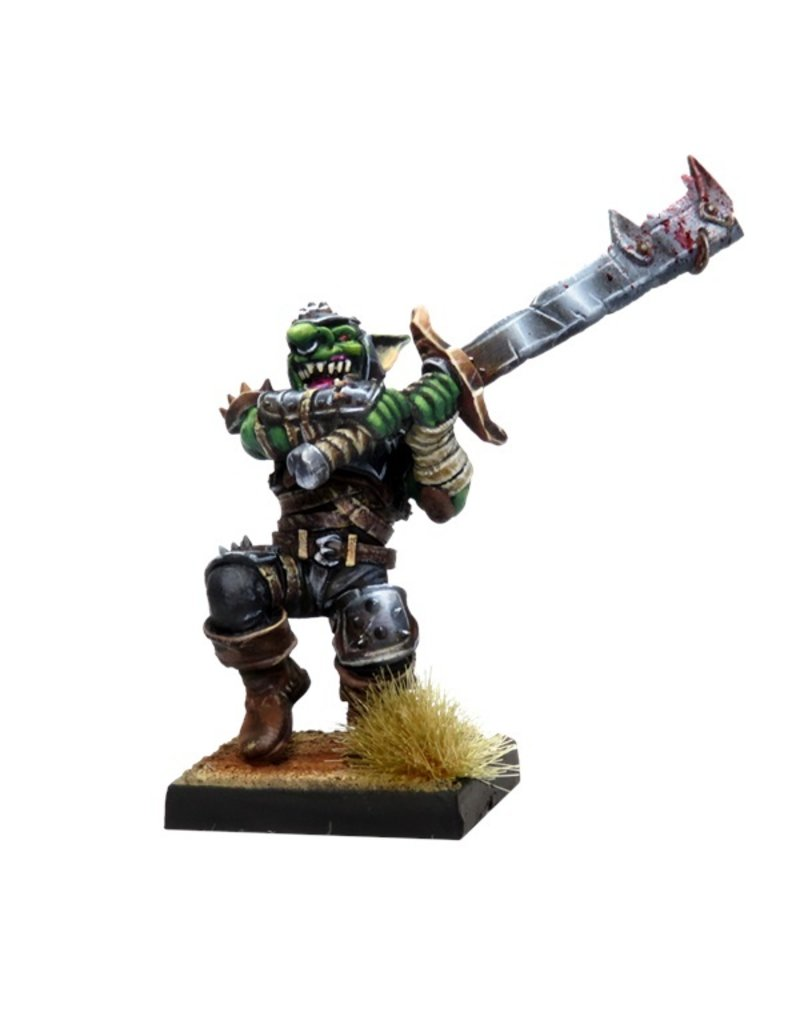 Mantic Games KoW Vanguard Goblin Support: Luggits