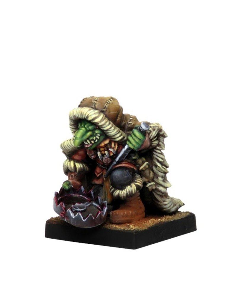 Mantic Games KoW Vanguard Goblin Support: Snaggit