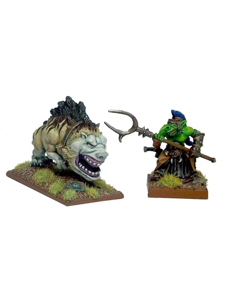 Mantic Games Goblins: Magwa & Jo'os WEB ONLY
