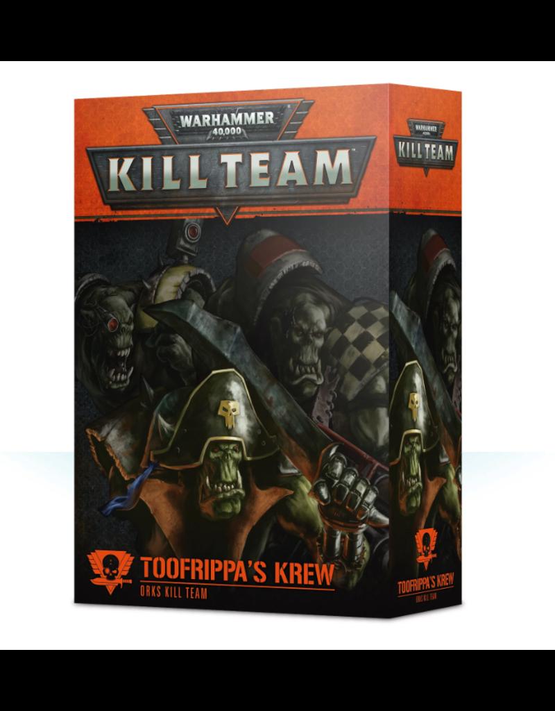 Games Workshop 40k Kill Team: Toofrippa's Krew