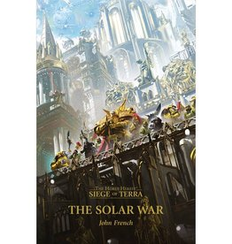 Games Workshop Siege Of Terra, The Solar Wars (HB)