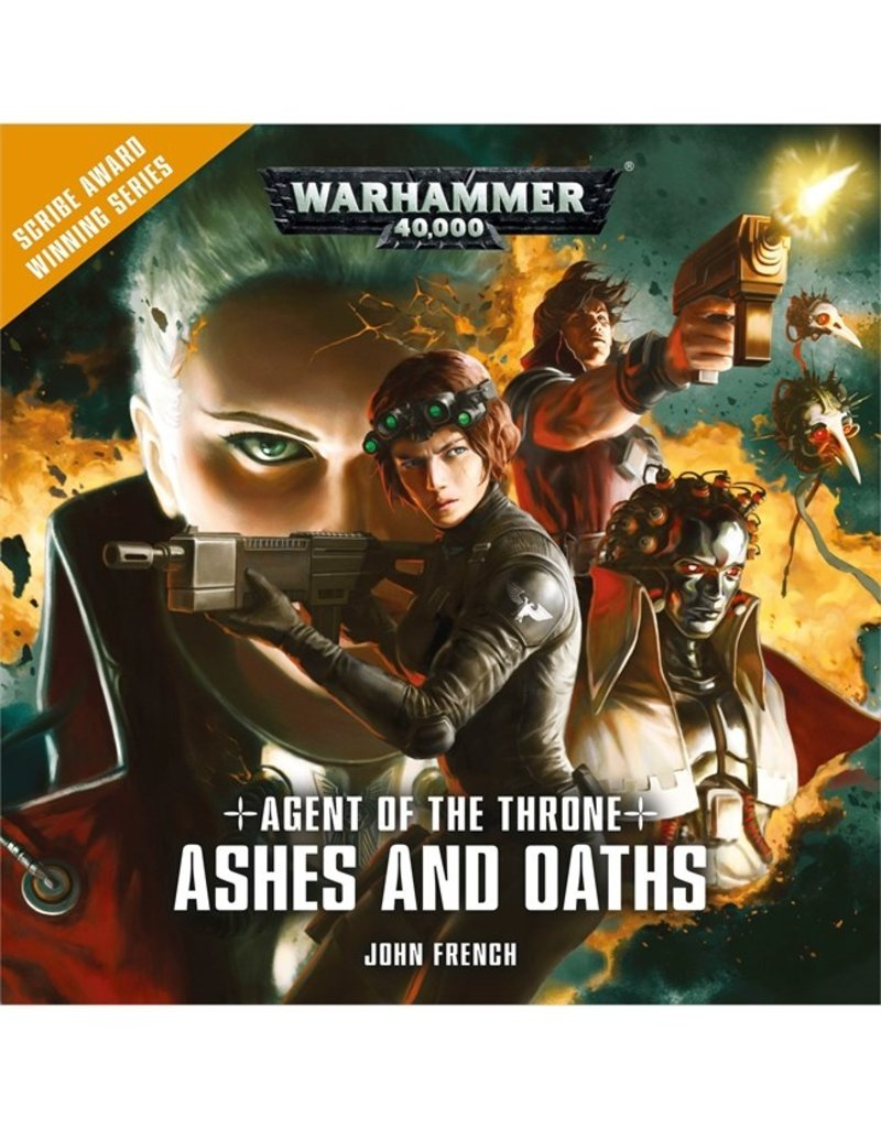 Games Workshop Agents Of The Throne: Ashes And Oaths (AUDIOBOOK)