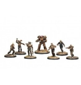 Modiphius Entertainment Wasteland Warfare - Raiders Core Set