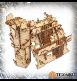 TT COMBAT Sci-fi Gothic: Orc Mek Garage