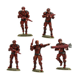 Warlord Games Gallifreyan Guards