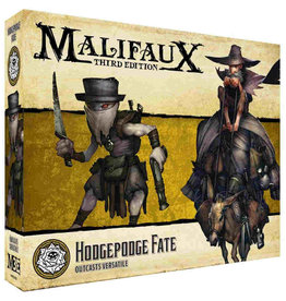 Wyrd Hodgepodge Fate (3rd Edition)