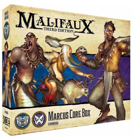 Wyrd Marcus Core Box (3rd edition)