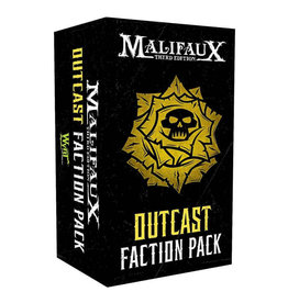 Wyrd Outcast Faction Pack (3rd edition)