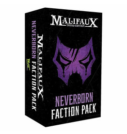 Wyrd Neverborn Faction Pack (3rd edition)