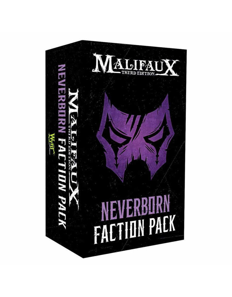Wyrd Malifaux: Neverborn Faction Pack (3rd edition)