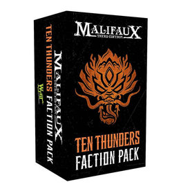 Wyrd Ten Thunders Faction Pack (3rd edition)