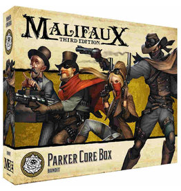 Wyrd Parker Core Box (3rd Edition)