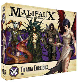 Wyrd Titania Core Box (3rd Edition)