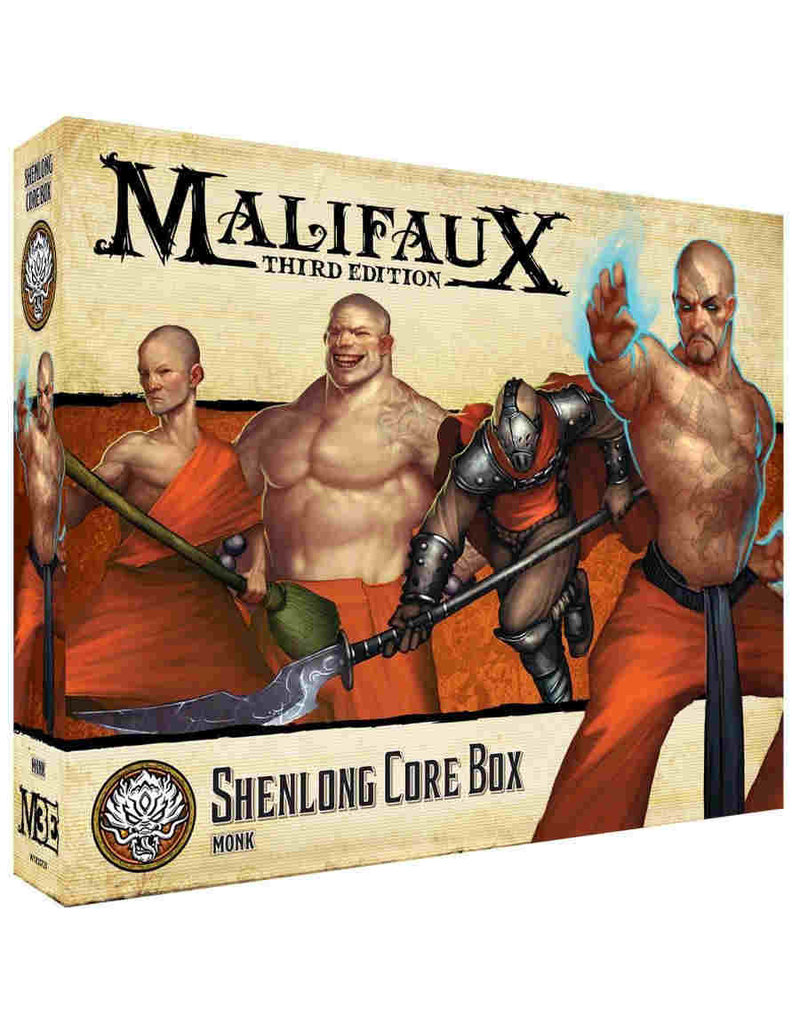 Wyrd Ten Thunders: Shenlong Core Box (3rd Edition)
