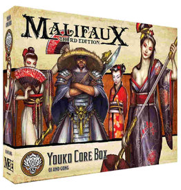 Wyrd Youko Core Box (3rd edition)