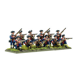 Warlord Games Colonial Provincial Regiment