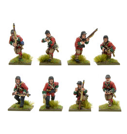 Warlord Games British Light Infantry