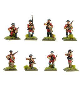 Warlord Games British Regulars On Campaign
