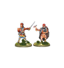 Warlord Games Indian Characters
