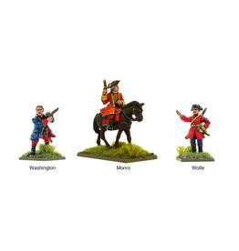 Warlord Games British Characters