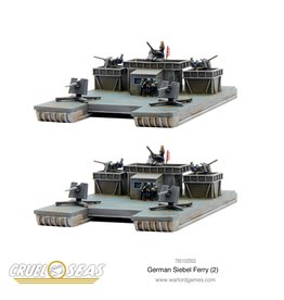 Warlord Games German Siebel Ferry