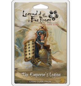 Fantasy Flight Games The Emperor's Legion Expansion Pack