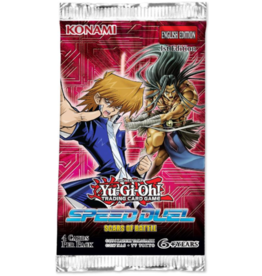 Konami Speed Duel: Scars of Battle Booster Pack