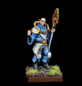 Mantic Games Basilean War Wizard