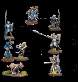 Mantic Games Basilean Mega Army (2019)