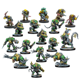 Mantic Games Volt Chasers Faction Starter