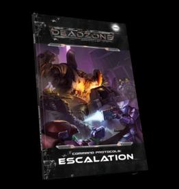 Mantic Games Command Protocols: Escalation