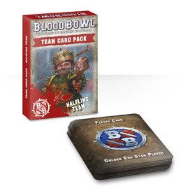 Games Workshop Halfling Team Card Pack (EN)